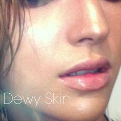 Dewy Makeup #foundation #highlighter #contour #makeup #makeupartist #beauty