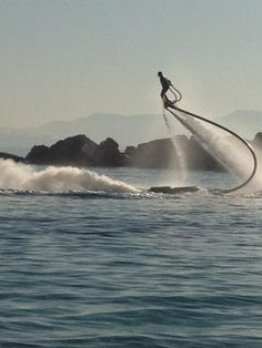 FlyBoard by Zapata Racing (ca. $4000) #water #sports #jetski