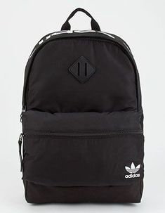 bag,adidas backpack Nylon Anti-theft Water-resistant Backpack, with stylish and chic design, goes well with any occasions, you will feel comfortable to carry it. Black Backpack School, Small Backpack, Mini Backpack, Backpack Bags, Fashion Backpack, Cute Black Backpack, Cute Backpacks, School Backpacks, Backpacks From Pink