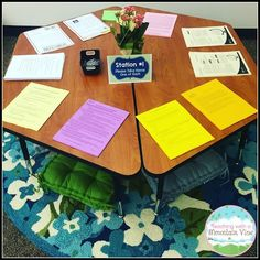 Teaching With a Mountain View: Meet the Teacher Night Made Easy!