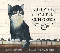 """A kitten s stroll down a keyboard leads to a celebrated one-minute composition in this charming portrait of a remarkable true friendship. Moshe Cotel was a composer who lived in a noisy building on a noisy street in a noisy city. But Moshe didn t mind. Everything he heard was music to his ears. One day, while out for a walk, he heard a small, sad sound that he d never heard before. It was a tiny kitten! """"Come on, little Ketzel,"""" Moshe said, """"I will take you home and we will make beautiful…"""