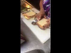Cómo hacer Snacks aprovechando las tapitas del pan de emparedados PSUSHI