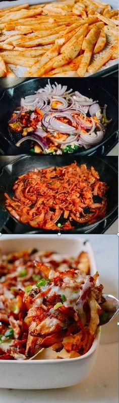 Kimchi Fries Recipe by The Woks of Life
