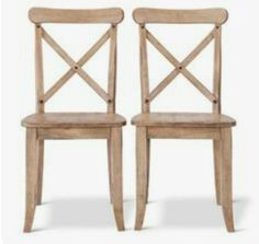 avorio ivory dining chair - set of 2 - a contemporary study in