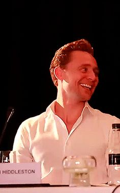 Tom Hiddleston in Vietnam #WhiteShirtWednesday. Gif-set: http://maryxglz.tumblr.com/post/154758619872/happy-whiteshirtwednesday