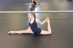 How to improve splits by back leg. Pin now, read later.