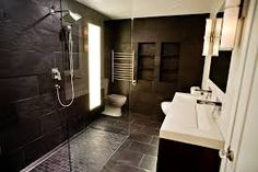 Contemporary master bathroom design ideas modern master bathroom design designs earthy home interior design pictures free Modern Luxury Bathroom, Luxury Master Bathrooms, Modern Master Bathroom, Bathroom Design Luxury, Modern Bathrooms, Dream Bathrooms, Master Bedroom, Tile Bathrooms, Luxury Bedrooms