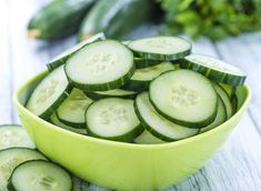 Lose Weight Fast With This AMAZING 7-Day Cucumber Diet