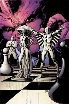 Buzz Comics, le forum comics qui est Charlie. - Afficher un message - Inhuman #14