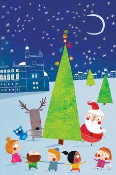 Christmas' dance by ploop26 on deviantART