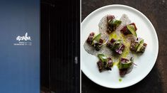 The Most Exciting Restaurants of 2016 (So Far), NZ, Fine Dining, Dinner, Auckland Auckland, Fine Dining, Restaurants, Dinner, Vegetables, Food, Kitchens, Dining, Food Dinners