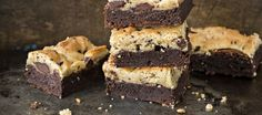 Brookie Pear Recipes, Brookies, Cake Pans, Quick Easy Meals, Deserts, Food And Drink, Pudding, Dishes, Chocolate