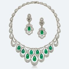 Buccellati - Necklaces - Parure Paolina - High Jewelry
