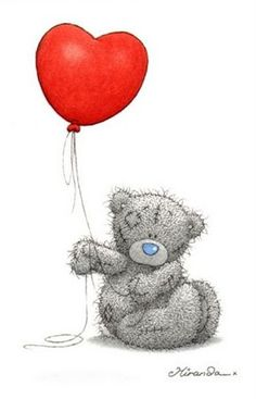 ʕ •́؈•̀ ₎♥                                                                   ♡Tatty Teddy
