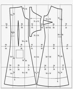 yo elijo coser: Patrón gratis: vestido de verano Burda-2006