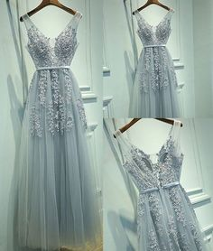 DESCRIPTION This+dress+could+be+custom+made,+there+are+no+extra+cost+to+do+custom+size+and+color. Description 1,+Processing+time:+20+business+days+ Shipping+Time:+7-10+business+days+ Category:+Occasion+Dresses+ Material:Tulle Occasion:prom+party,evening+party,party Neckline:V-Ne...