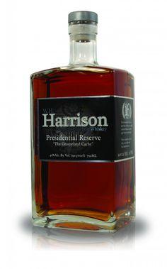 W. H. Harrison Presidential Reserve Bourbon