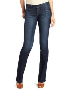 !it Women's Curvy Slim Boot Jean, Undercover, 25