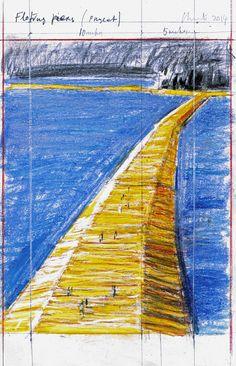 christo floating piers-italy-lake-iseo