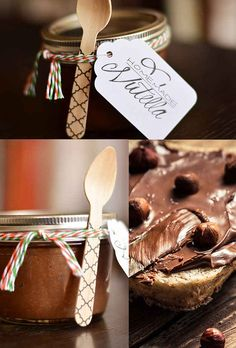 Homemade Nutella | 24 Delicious Food Gifts That Will Make Everyone Love You