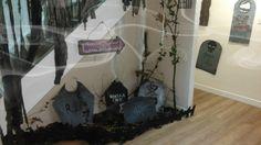 Halloween Decorations DIY Graveyard Crafts