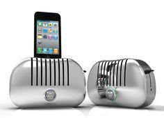 TOAST Docking Speaker System by Gavio