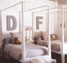 love this #kid's #shared #room