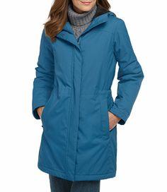 Patty Manning - Winter Warmer Coat: Winter Jackets   Free Shipping at L.L.Bean Warm Coat, Winter Coat, Cold Weather Gear, Winter Warmers, Outerwear Women, Daily Wear, Coats For Women, Amazing Women, Mystery Plays