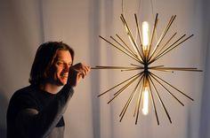 Elara by Charles Lethaby lighting