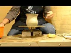 Promo 1 - Como hacer Torno Alfarero - YouTube