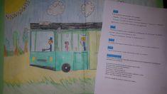 #Histoiresàécrire  #Productiond'écrits #Pédagogie #Éducation Bus, Expressions, Pageants