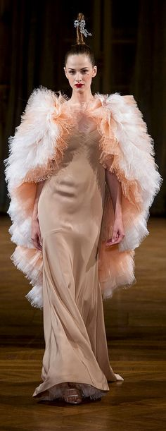 ☀ Alexis Mabille - Couture - Fall-winter 2012-2013 ☀ http://en.flip-zone.com/fashion/couture-1/independant-designers-41/alexis-mabille-2949