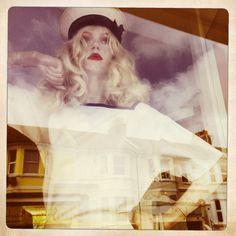 Bobby & Dandy window display. Hello Sailor!