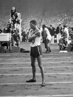 1948 London Olympics: Jamaican athlete Herb McKenley.  Photos From LIFE Magazine - LIFE