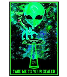 Take Me To Your Dealer Blacklight Poster Scorpio Posters;Inc. http://www.amazon.com/dp/B00NDP7214/ref=cm_sw_r_pi_dp_Hucnvb1TVCAAV