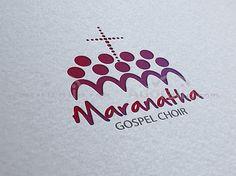 Maranatha Gospel Choir Logo