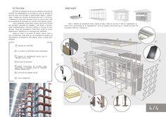 Galeria - Resultados do concurso estudantil de arquitetura bioclimática da IX Bienal José Miguel Aroztegui / Abrigos de Emergência - 5
