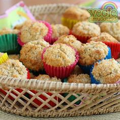 Dairy free coconut muffins - I used coconut oil instead of grape seed, substituted one egg for a chia seed egg & added vanilla flavoring. Also made regular size muffins. They were SO moist, even the next day. Will definitely make again & again!