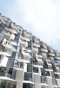 Studio Gang Architects | City Hyde Park