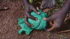 How to make a Plastic Bag Football