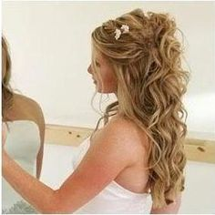 Brides with fine, thin hair- hair pics? :  wedding hair fine thin Hair