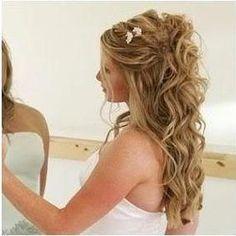 Brides with fine, thin hair- hair pics? :  wedding hair fine thin Hair