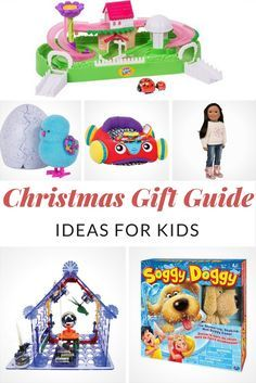 Mommy Moment Christmas Gift Guide ideas for kids