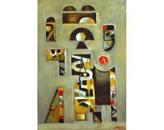 Locks and windows by Yaakov Wexler now featured on ArtDealer