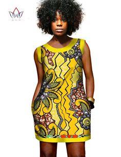 summer african wax dresses for women mini Dress Vest Printed Dashiki Dresses Africa Printed Clothing african bazin dress African Attire, African Wear, African Fashion Dresses, African Dress, Fashion Outfits, Fashion Hacks, Ladies Fashion, Women's Fashion, Fashion Ideas