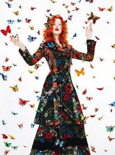 Dani Witt, Dasha Gold, Lera Tribel por Erik Madigan Heck para Harper's Bazaar UK Agosto 2015