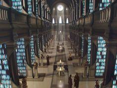 The Jedi Temple Library