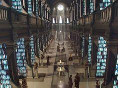 The Jedi Temple Library