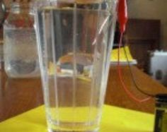 A simple yet effective way to get introduced to making your own silver water. Bar none its the cheapest way to get started, you can always upgrade generators later on. $20 gets you enough silver to make about 10 gallons of fresh silver water. 1 mini generator 6 inches of 99.99% pure silver wire 14g. Certified assay report on the purity of the silver. 9 VOLT BATTERY IS NOT INCLUDED! Free shipping to USA  I accept ANY credit/debit/cash/check/money orders. PAYPAL NOT ACCEPTE...