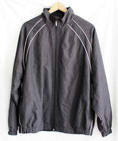 Weatherproof Jacket Mens Size XL Windbreaker Performance Black  #Weatherproof #Windbreaker